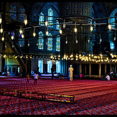 Blue Mosque (Sultan Ahmet)