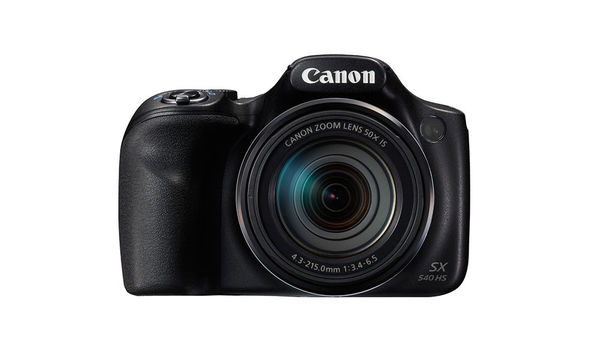 Canon PowerShot SX540 HS in PowerShot SX420 IS
