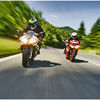 """ BMW RR vs Honda Repsol """