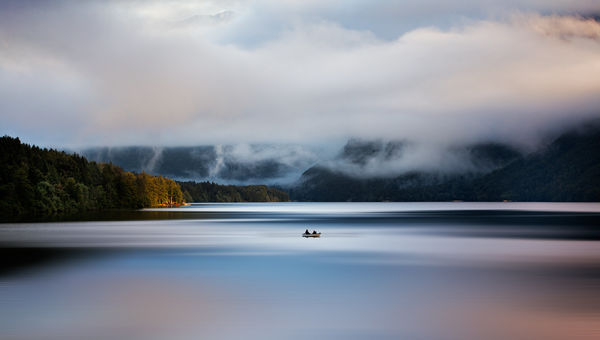 Fotografija tedna �t. 508 - Good Morning Bohinj by Kristijan Kereti� @kkeretic
