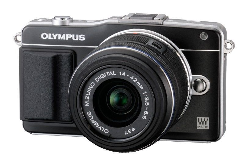 Olympus PEN E-PL5 in E-PM2