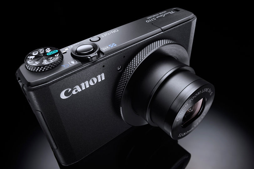 Canon PowerShot S110 in SELPHY CP900