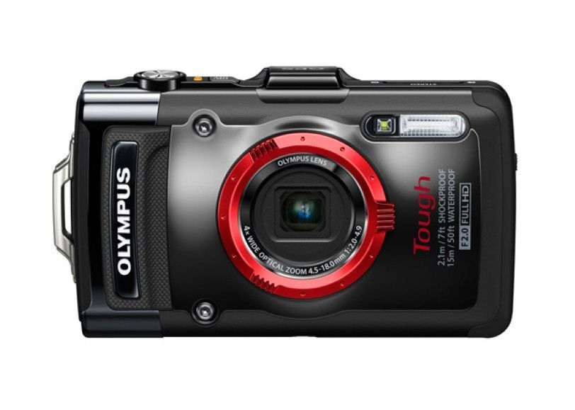 Nov test: Olympus Tough TG-2 Test