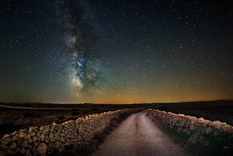 Fotografija tedna �t. 339 - The Road to Space by kkeretic