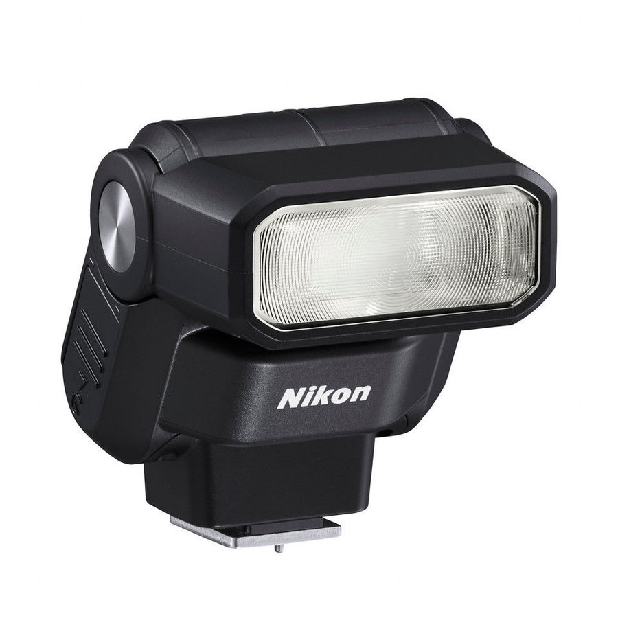 Nova bliskavica: Nikon Speedlight SB-300