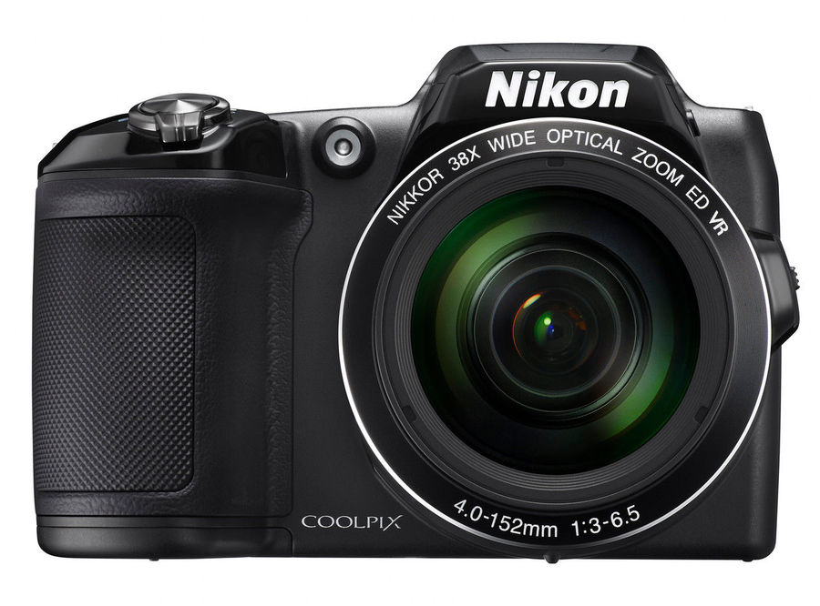 Nikon Coolpix P610, L840 in L340