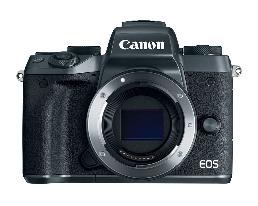 Nov test: Canon EOS M5